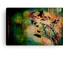 Ten Canvas Print
