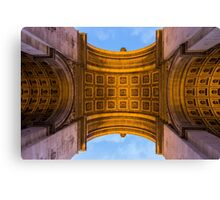 Arc De Triomphe 4 Canvas Print