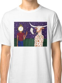 Meanwhile, back on the ranch... IV Classic T-Shirt