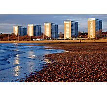 Weston Shore, Southampton Photographic Print