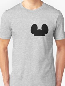 Hiding Mickey  T-Shirt