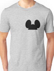 Hiding Mickey  Unisex T-Shirt