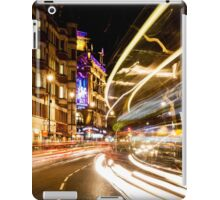 Bright lights of London iPad Case/Skin