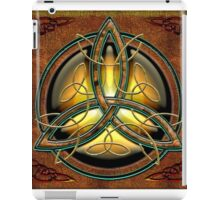 Celtic Triquetra iPad Case/Skin