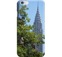 Chrysler Building in New York City iPhone Case/Skin
