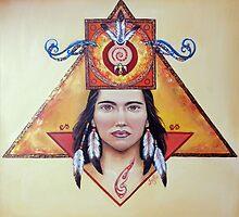 Wisdom Of Inkas  by irira