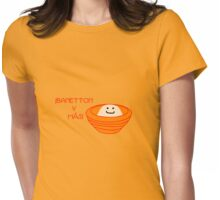 ¡Banetton y Mas! Womens Fitted T-Shirt