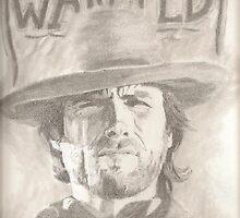 Clint Eastwood by artmgm