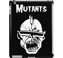 Mutants Fiend Club iPad Case/Skin