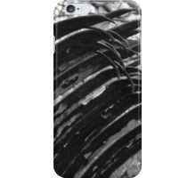 Rusting Fence iPhone Case/Skin