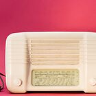 Old Radio by Alessio  Cola