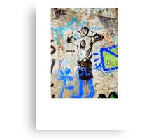 Che on Che Canvas Print