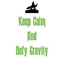 Defying Gravity - Wicked Photographic Print