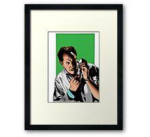 Vincent Price - The Tingler Print Framed Print