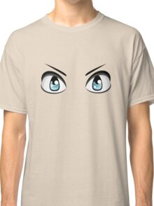 Colorful Male Eyes 6 Classic T-Shirt