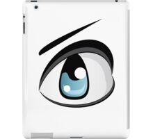 Colorful Male Eyes 6 iPad Case/Skin
