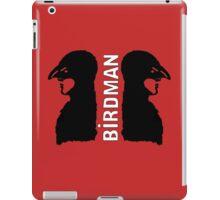 Birdman or The Unexpected Virtue of Innocence iPad Case/Skin