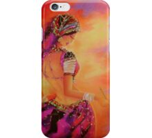 Swirl-3 iPhone Case/Skin