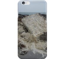 Beach Foam iPhone Case/Skin