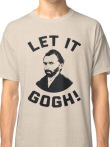 Let It Gogh Classic T-Shirt
