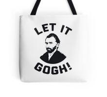 Let It Gogh Tote Bag