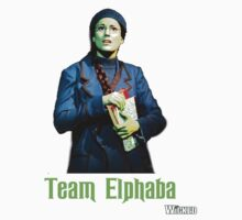 Team Elphaba - Wicked  Kids Clothes