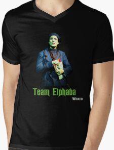 Team Elphaba - Wicked  Mens V-Neck T-Shirt