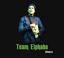 Team Elphaba - Wicked  Unisex T-Shirt