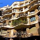 Casa Milà III by Tom Gomez