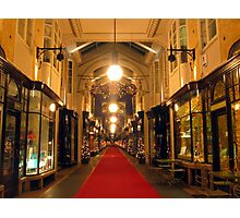 London - Burlington Arcade Photographic Print