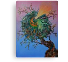 Tree of Happieness Canvas Print