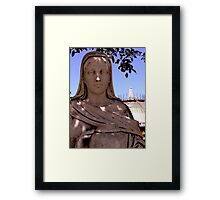 Our Lady of Fatima Shrine  Framed Print