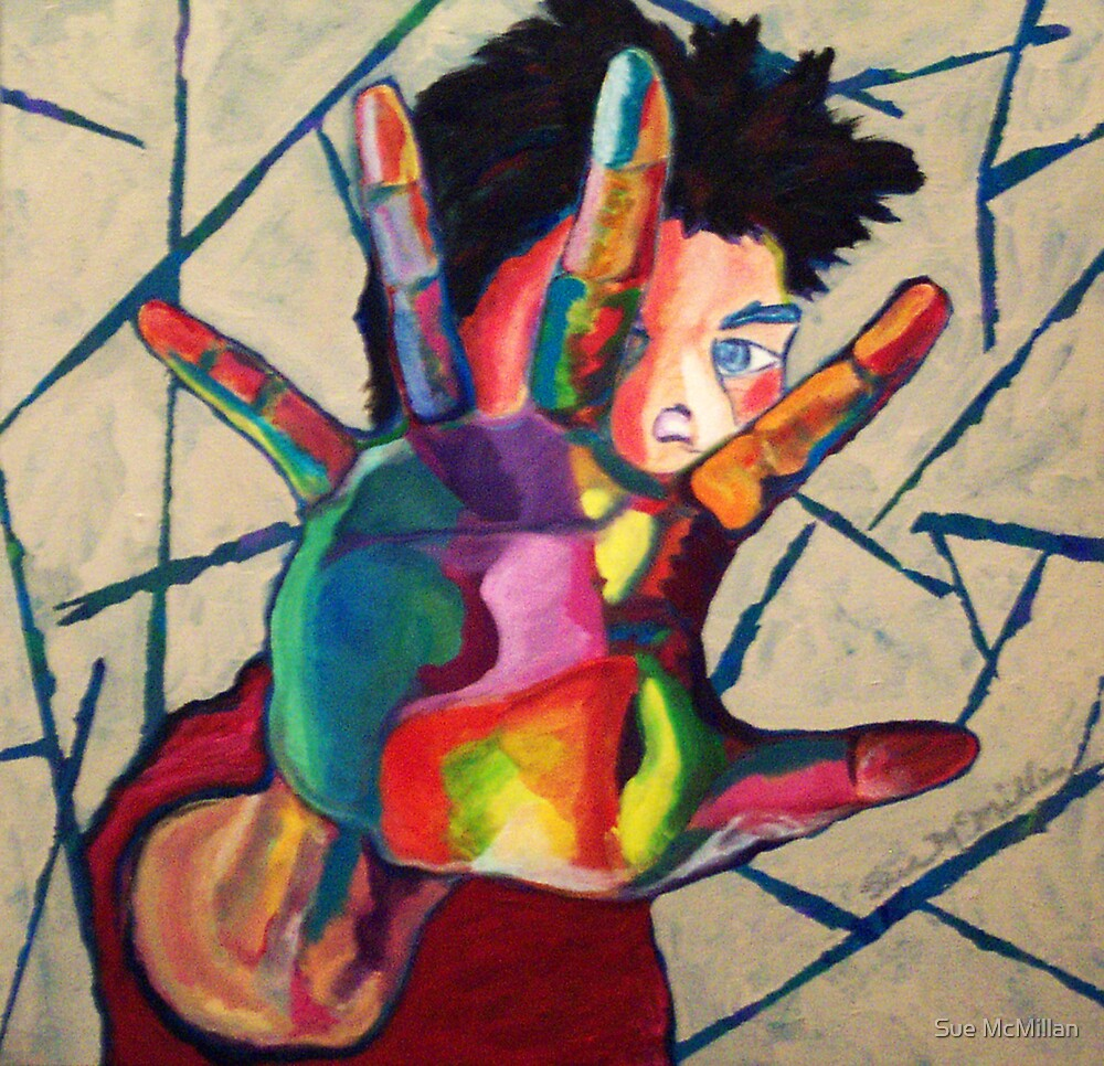Talk to the Hand by Sue McMillan