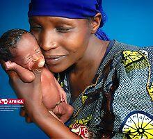 Mother & Child by Melinda Kerr