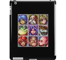 Breath of fire  iPad Case/Skin