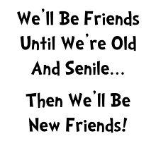 New Friends by AmazingMart