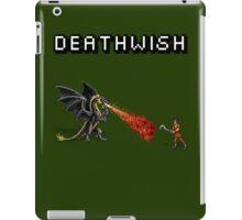 Deathwish iPad Case/Skin