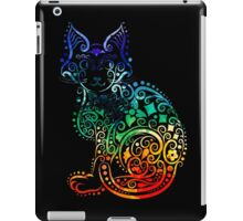 Inked Cat iPad Case/Skin