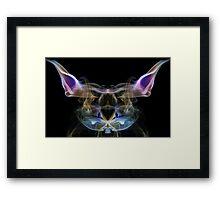 Rabbit? Framed Print