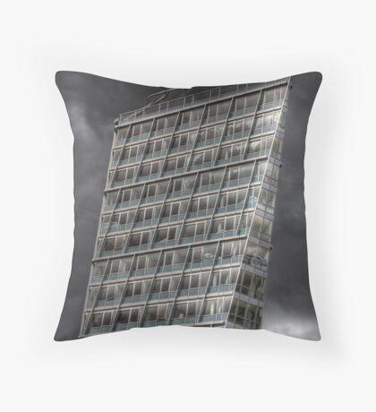 Modern apartments Throw Pillow