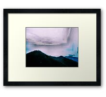 Once Again (Paint) the Land Framed Print