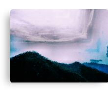 Once Again (Paint) the Land Canvas Print