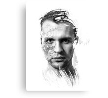 This is what i am Canvas Print