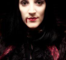 M. Boltong-Halloween Portrait by D. W.  Batterman
