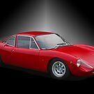 1966 De Tomaso Vallelunga by DaveKoontz
