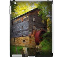 Piercy's Mill  iPad Case/Skin