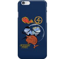 The Fintastic Four! iPhone Case/Skin