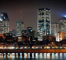 Downtown Montréal by Andrei I. Gere