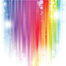 Abstract Rainbow by David & Kristine Masterson