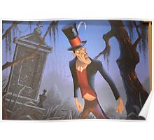 Disney Villains Disney Princess and the Frog DR. FACILLIER Poster